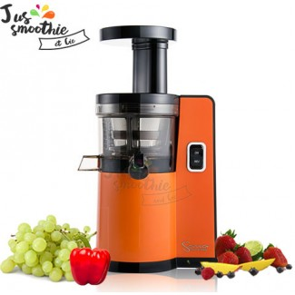 Extracteur de jus Sana by omega EUJ 808 orange